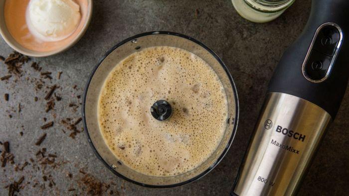 Kawa mrożona - krok 3
