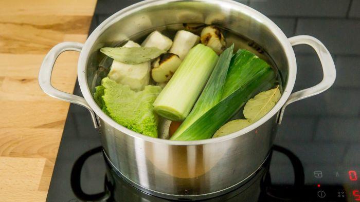 Zupa z karpia - krok 3