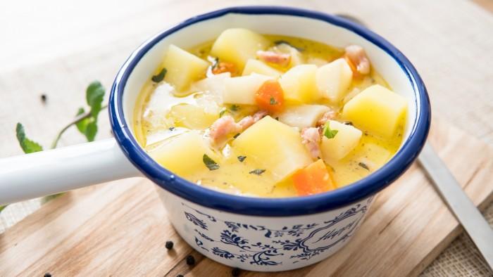 Zupa ziemniaczana - krok 3