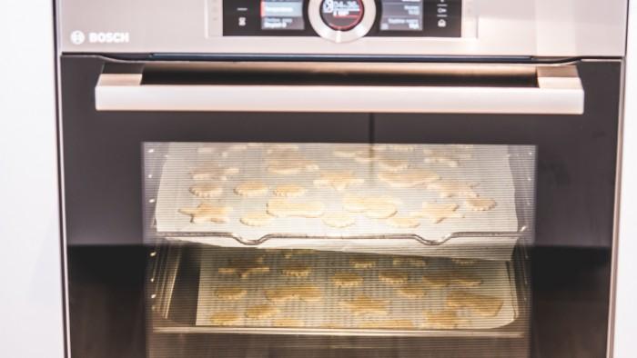 Świąteczne ciastka migdałowe - krok 2