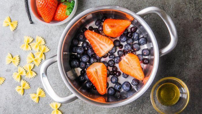 Zupa owocowa - krok 1