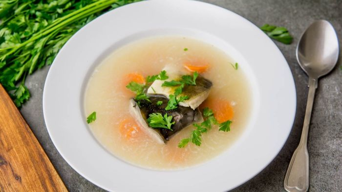 Zupa z karpia - krok 4