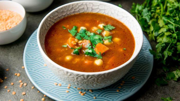 Zupa harira - krok 4