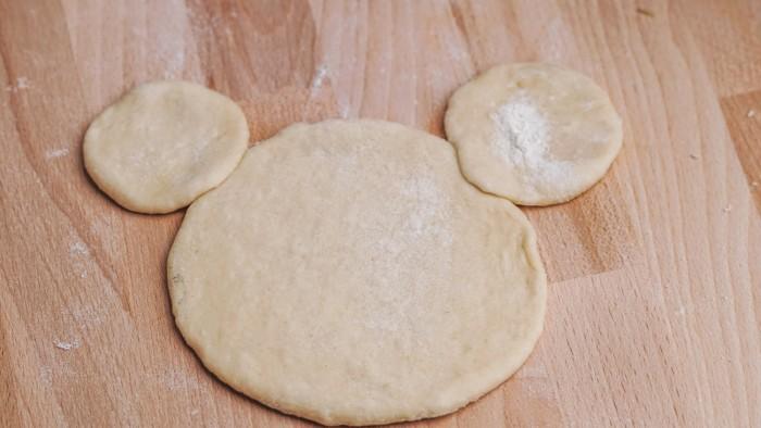 Mini pizza dla dzieci - krok 2