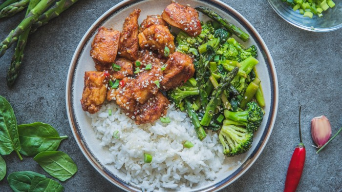 Kurczak po chińsku - krok 5