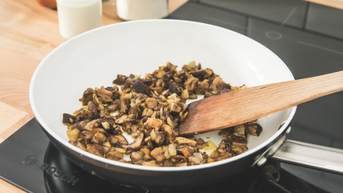 Wigilijne krokiety z grzybami - krok 2