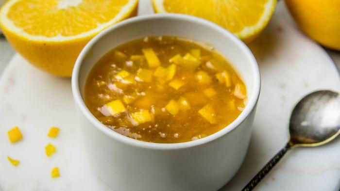 Dżem z pomarańczy - krok 3