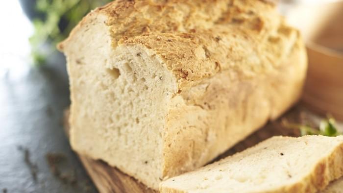 Chleb z kminkiem - krok 2
