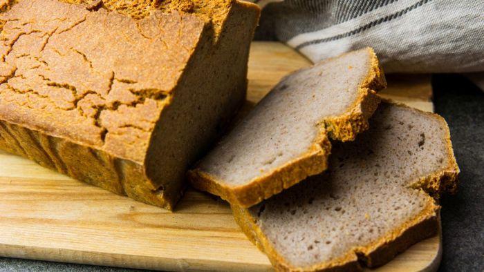 Chleb bez drożdży (gryczany) - krok 4