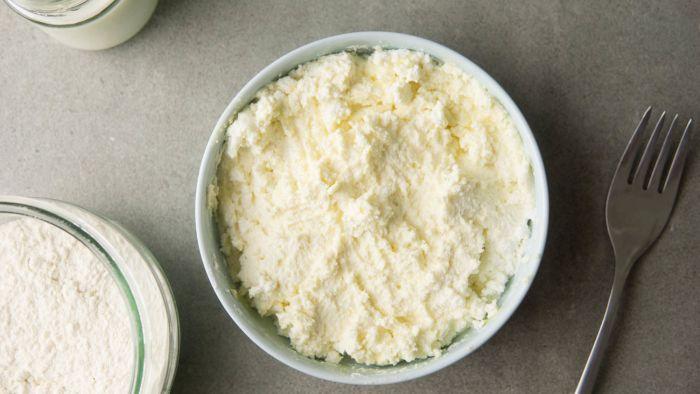 Drożdżówki z serem - krok 3