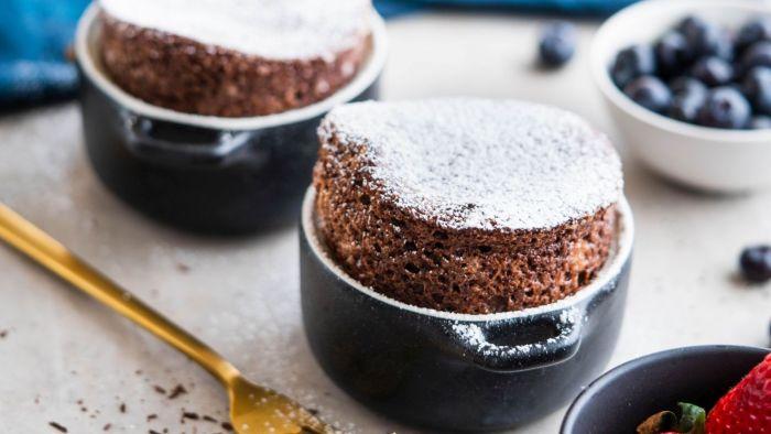 Suflet czekoladowy - krok 4