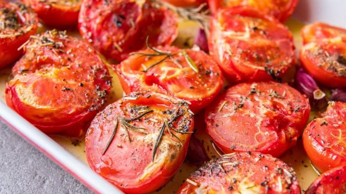 Pieczone pomidory - krok 3