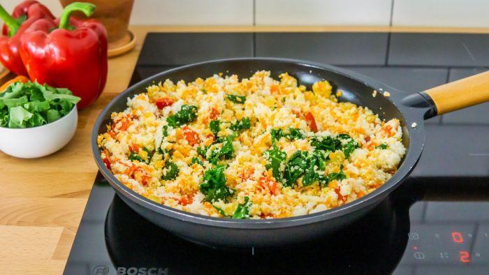 Ryż z kalafiora - krok 3