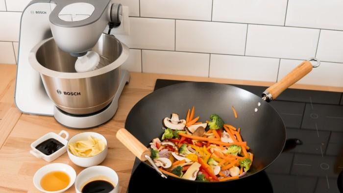 Warzywa z woka - krok 4