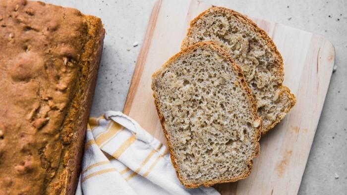 Prosty przepis na chleb - krok 1