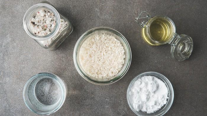 Naleśniki ryżowe - krok 1