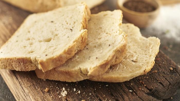 Chleb z kminkiem - krok 1