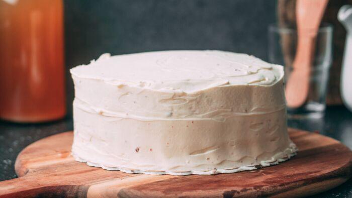 Tort Red Velvet Cake - krok 4