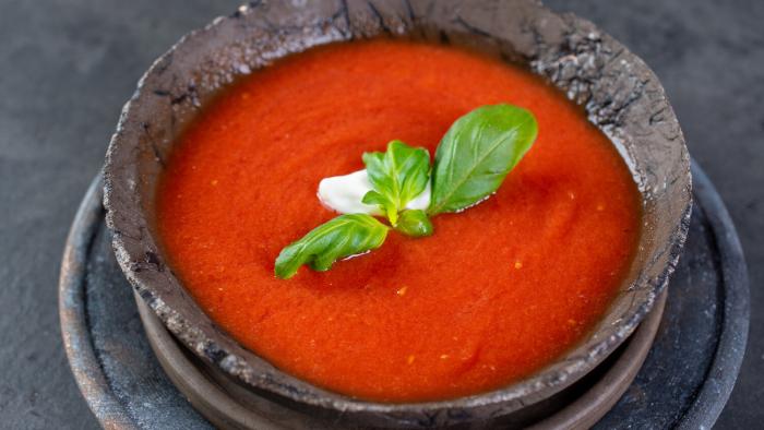 Zupa ze świeżych pomidorów - krok 3