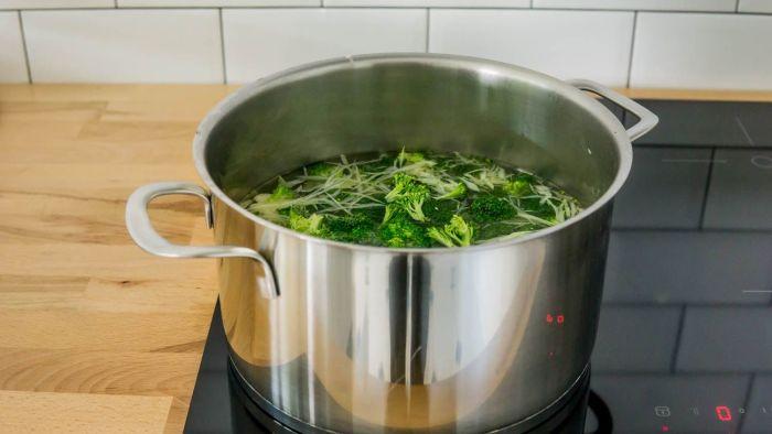 Zupa jarzynowa - krok 2