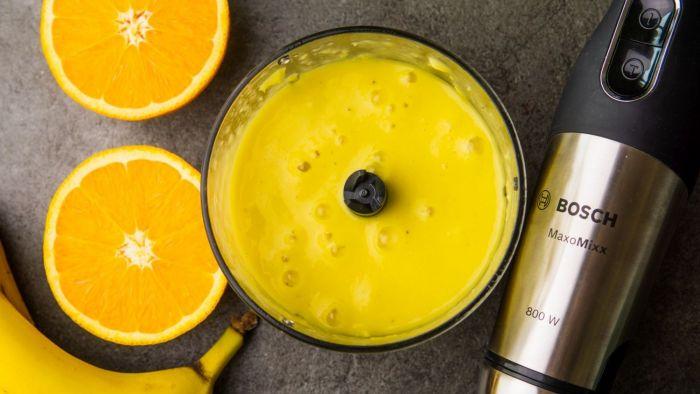 Smoothie z mango - krok 3