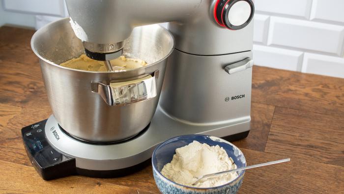 Tartaletki z dynią i kozim serem - krok 2