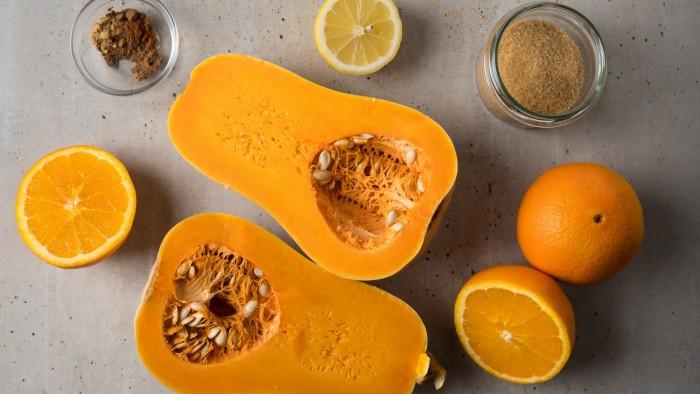 Konfitura dyniowo-pomarańczowa z korzennymi przyprawami - krok 4
