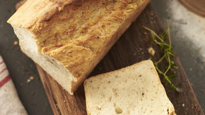 Chleb z kminkiem - krok 3