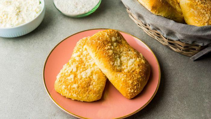 Drożdżówki z serem - krok 5