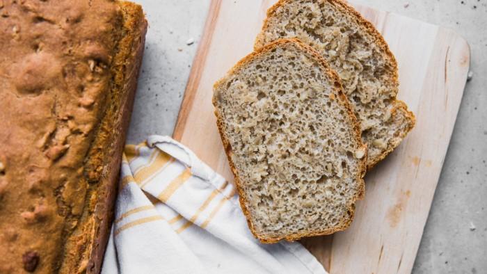 Prosty przepis na chleb - krok 2