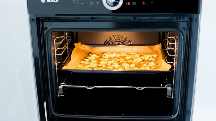 Chipsy z pasternaku - krok 2