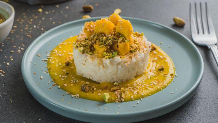 Ryż z mango - krok 5