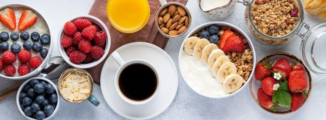 Wege śniadanie