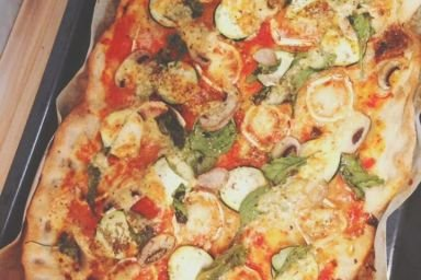 Pizza - krucha i smaczna!