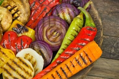 Wege grill, czyli jakie warzywa wrzucić na ruszt?