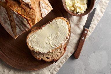 Idealny chleb na drożdżach.