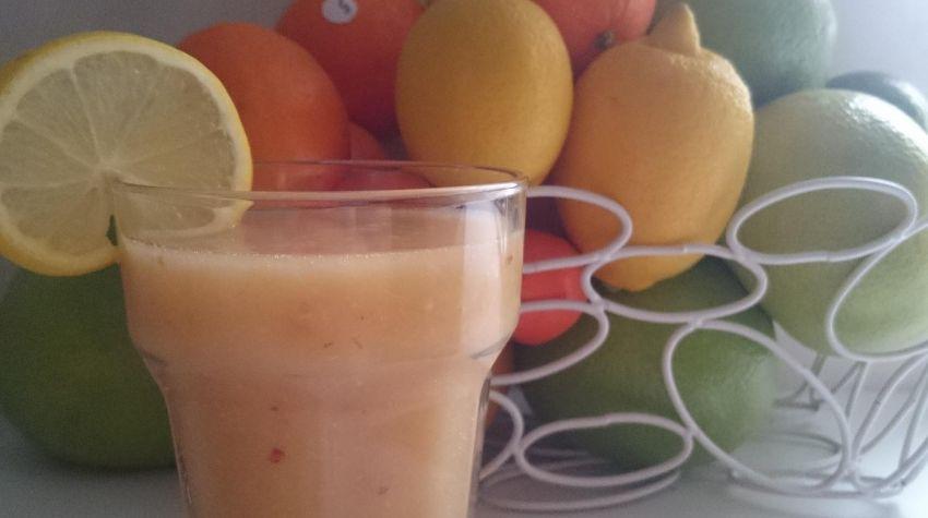 Cytryna w kuchni