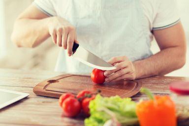 Jak szybko pokroić pomidory?
