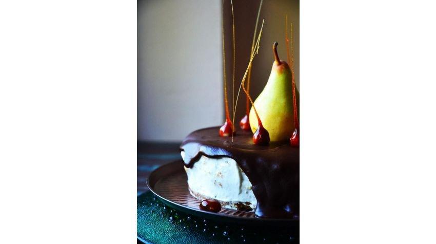 Jadalne sople z orzechów laskowych w karmelu - niezwykła dekoracja każdego wyjątkowego tortu