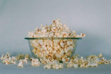 Czym doprawić popcorn?