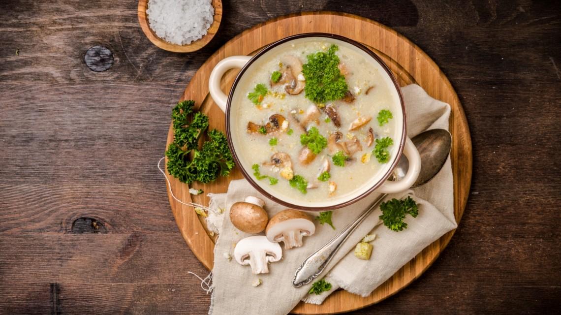 Czym zastąpić mięso w zupie?