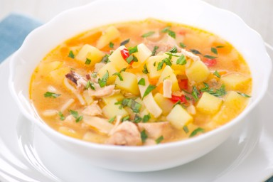 Jak zastąpić mięso w zupie?