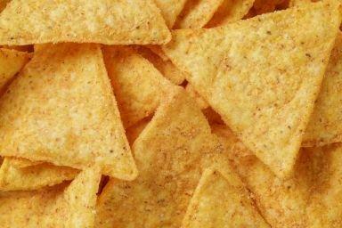 Szybki sposób na deser z nachosów