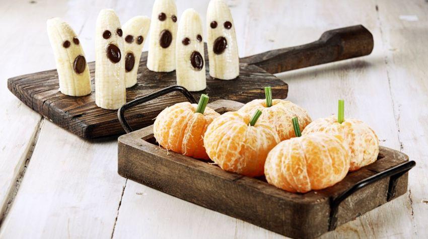 Pomysły na szybkie halloweenowe przekąski