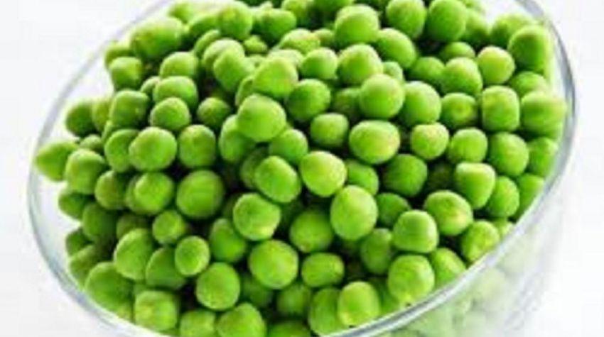 Gotowanie groszku zielonego