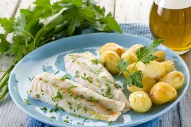 Jak gotować ryby na parze?