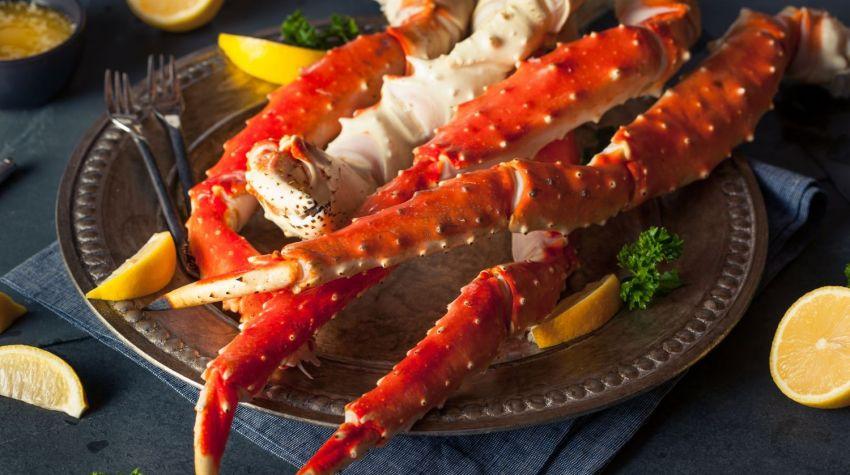 Jak prawidłowo jeść kraba?