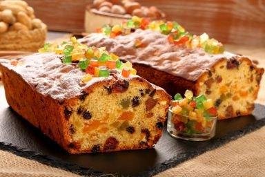 Świąteczne ciasta: keks i sernik