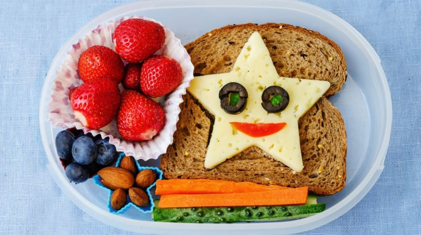 Pomysły na drugie śniadanie do szkoły