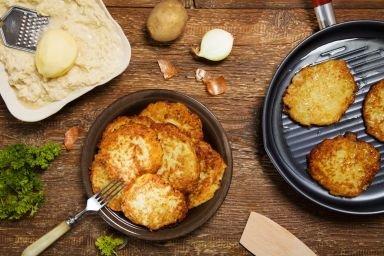 Jak perfekcyjnie i szybko zetrzeć ziemniaki?